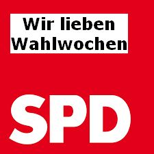 SPD Wahlwoche